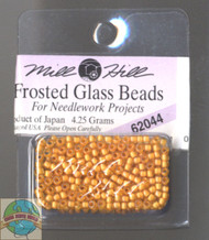 Mill Hill Frosted Glass Seed Beads 4.25g Autumn
