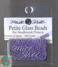 Mill Hill Petite Glass Beads 1.60g Iris