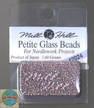 Mill Hill Petite Glass Beads 1.60g Heather Mauve