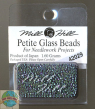 Mill Hill Petite Glass Beads 1.60g Tapestry Teal