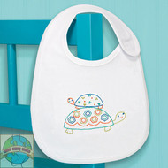 Dimensions - Turtles Bib - SALE