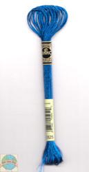 DMC Light Effects Floss - Blue Sapphire #E825