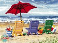 Dimensions - Beach Chair Trio
