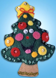 Design Works - Christmas Tree Ornament