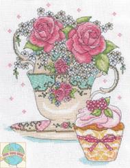 Design Works - Teacup Roses
