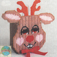 Design Works - Reindeer Tissue Box Cover - SALE!