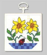 Candamar Mini - Ladybug Flowers