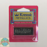 Kreinik Medium #16 Steel Grey (Hi Lustre) 010HL