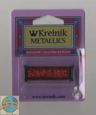 Kreinik Very Fine #4 Red (Hi Lustre) 003HL