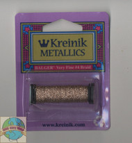 Kreinik Metallics - Very Fine #4 Pink 007