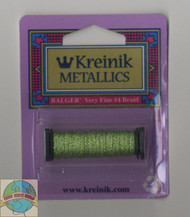 Kreinik Metallics - Very Fine #4 Peridot 3215