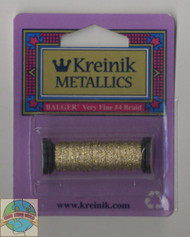 Kreinik Metallics - Very Fine #4 Gold Dust 210