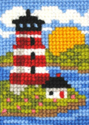 Candamar EZ Stitchin' - Lighthouse