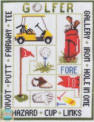 Candamar - Golfer Chart Pack