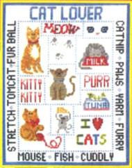 Candamar - Cat Lover Chart Pack