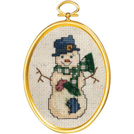 Janlynn - Top Hat Snowman