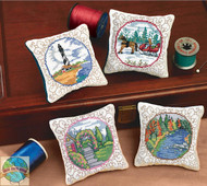 Janlynn - Four Seasons Pin Cushions