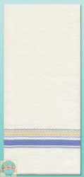 Design Works - Blue Homespun Towel