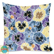 Design Works - Pansies Floral