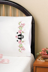 Design Works - Cat Silhouette Pillowcases (2)