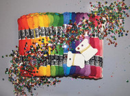 Design Works - Zenbroidery 105 Skein Jumbo Trim Pack