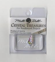 Mill Hill Crystal Treasures - Small Teardrop Crystal AB