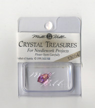 Mill Hill Crystal Treasures - Very Small Teardrop Rose AB