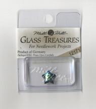 Mill Hill Glass Treasures - Medium Star Jet AB