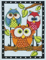 Dimensions Mini - Owl Trio