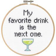 "Dimensions ""Say It!"" - Favorite Drink"