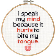 "Dimensions ""Say It!"" - Speak My Mind"
