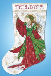 Design Works - Angel of Joy Stocking