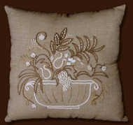 Design Works - Fruit Basket Pillow