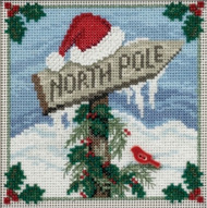 Mill Hill Buttons & Beads - North Pole