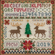 Mill Hill Buttons & Beads - Holiday Sampler