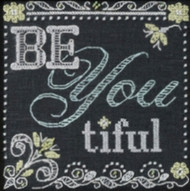 Mill Hill Chalkboard Quartet - Be You