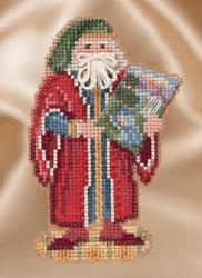 Mill Hill Renaissance Santas - Florence Santa