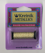 Kreinik Metallics - Very Fine #4 Brazilianite 3232