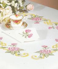 Design Works - Floral Scroll Napkins (4)