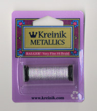 Kreinik Metallics - Very Fine #4 Star Mauve 093