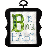 Plaid / Bucilla - B Is For Baby