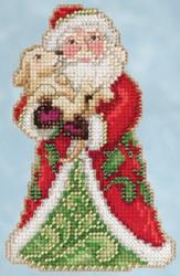 Mill Hill / Jim Shore - Best Friend Santa