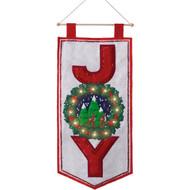 Plaid / Bucilla - Season of Joy Wall Hanging