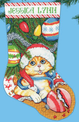 Design Works - Kitten Stocking