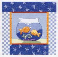 Janlynn / Sapna - Double Goldfish Bowl