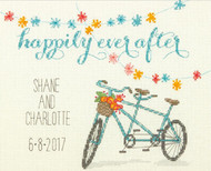 Dimensions - Happily Ever After Wedding Announcement