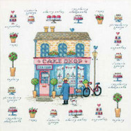 Dimensions - Cake Shop