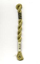 DMC Gold Metallic Pearl Cotton Skein Size 5 27.3yd #5282