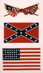 The Posy Collection - Flags of the Civil War
