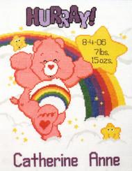 Candamar / Care Bears - Sweet Dreams Birth Announcement